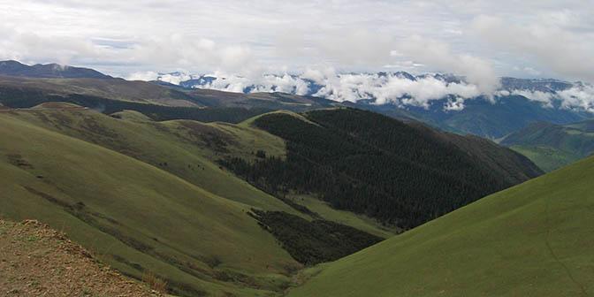 tibet bergen