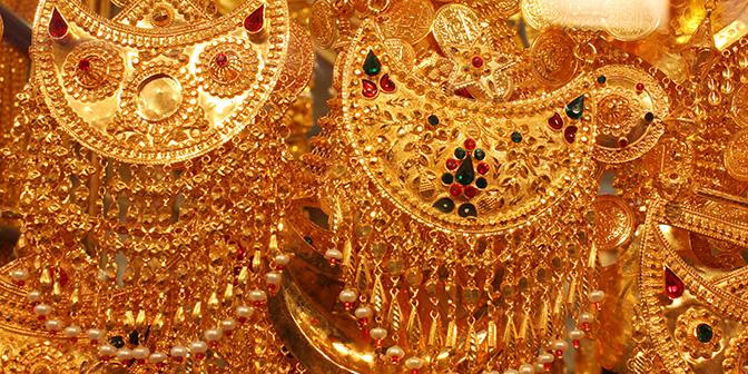 gold district duabi