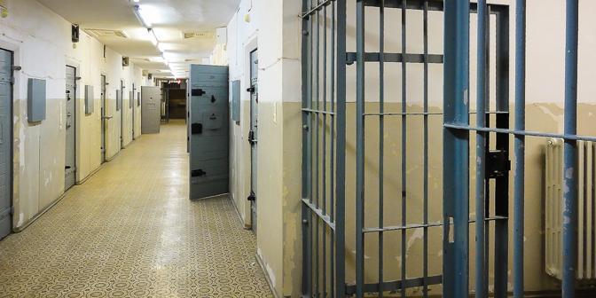 gevangenis berlijn