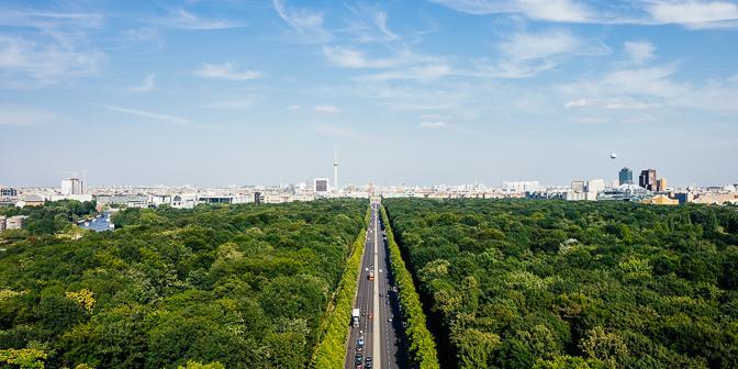groen berlijn