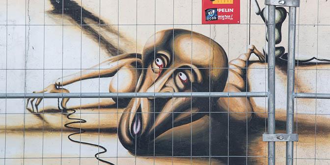 mural berlijnse muur