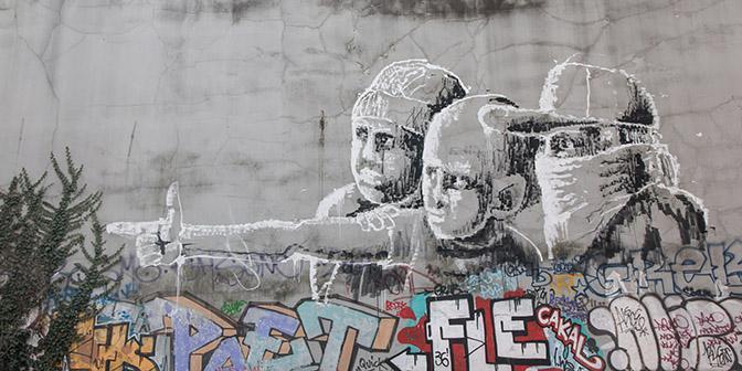 street art kreuzberg berlijn