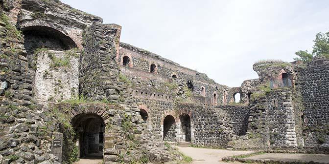 ruine dusseldorf duitsland