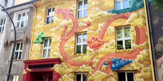 streetart europa