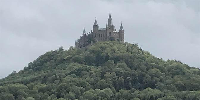 hohenzollern mooiste kasteel