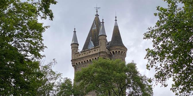 toren slot dillenburg