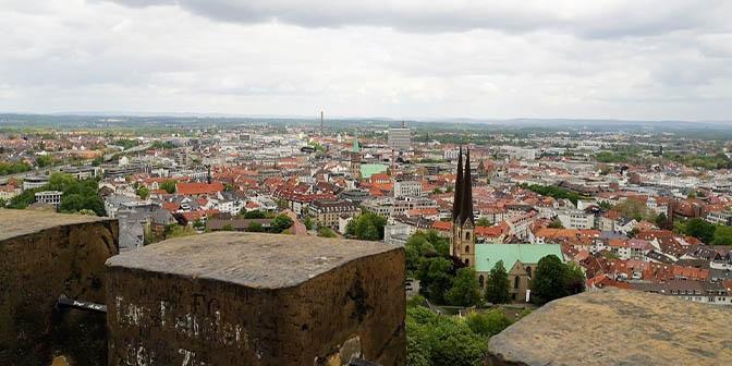 kasteel sparrenburg duitsland