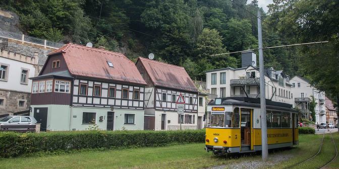 tram bad schandau