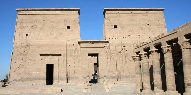 tempel egypte