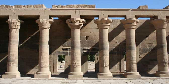 tempel philae aswan