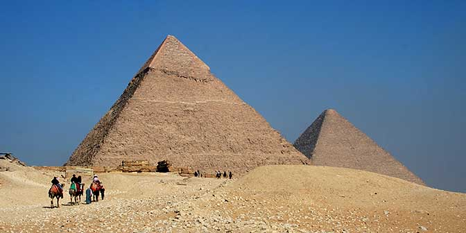 hoogtepunt egypte gizeh