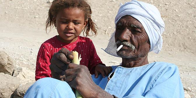 bevolking egypte