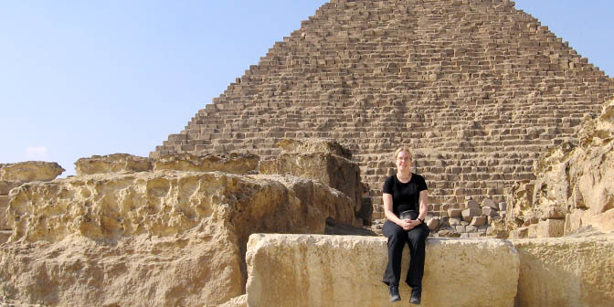 rondreis egypte piramide