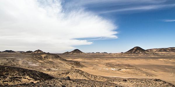 egypte woestijn