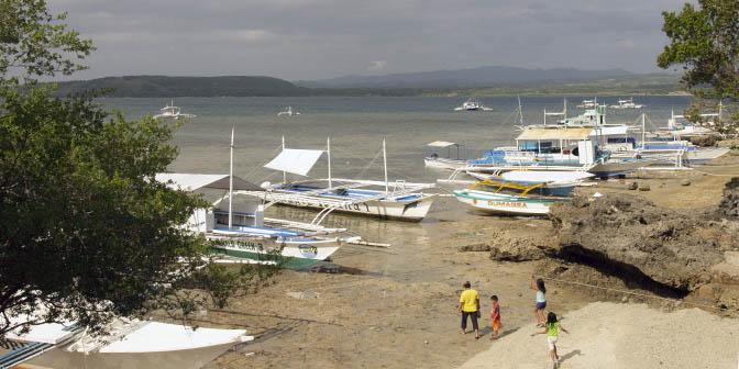 boot pescador eiland