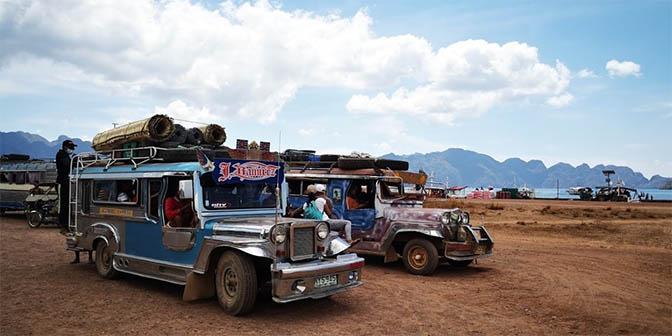 jeepney mainlla