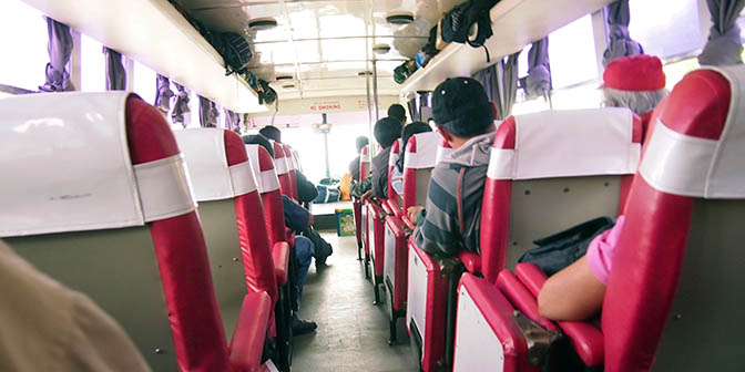 bus filipijnen