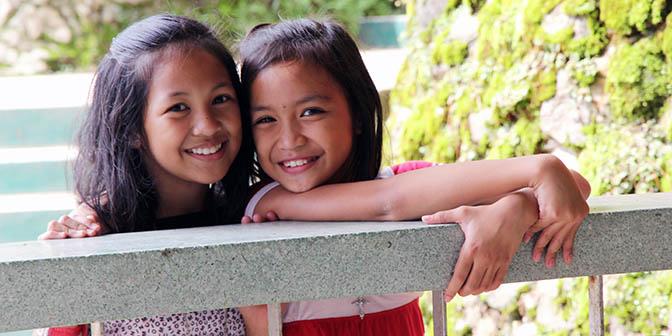kinderen filipijnen