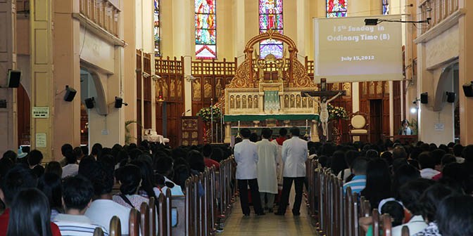 kerk filipijnen