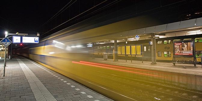 beweging nachtfotografie
