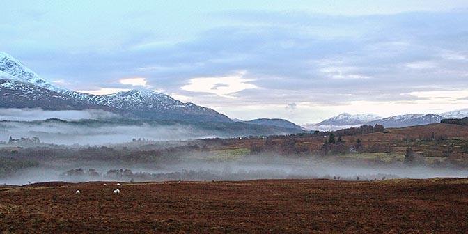 schotland mist