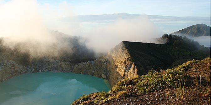 mist vulkaan