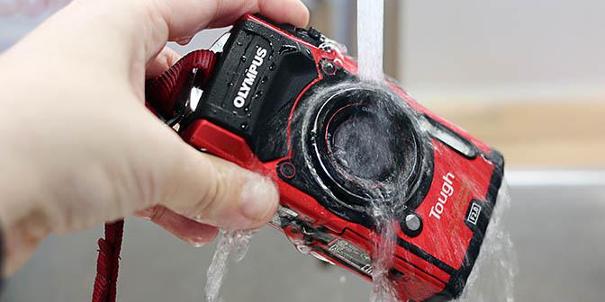 schoonmaken camera tips
