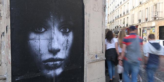 street art parijs