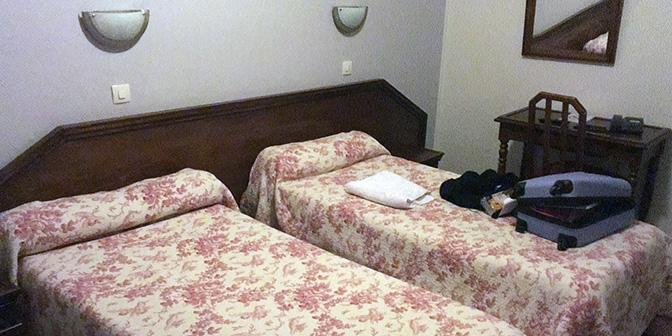 budget hotel parijs