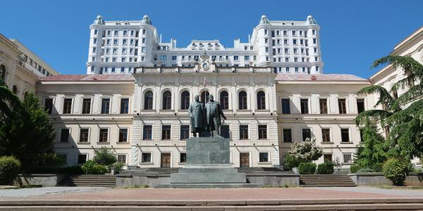parlement tbilisi