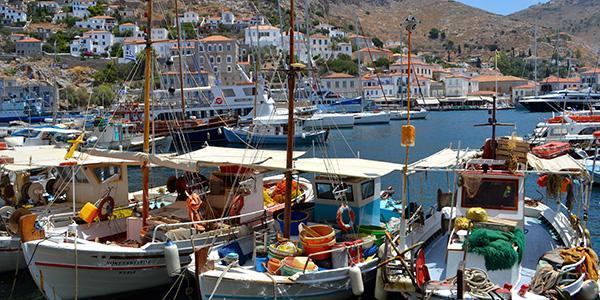 eilandhoppen griekenland