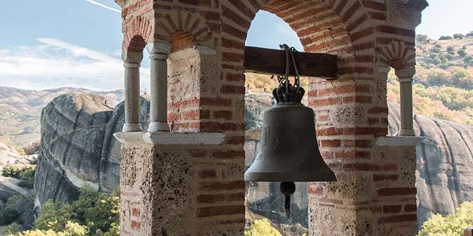 klooster meteora bel