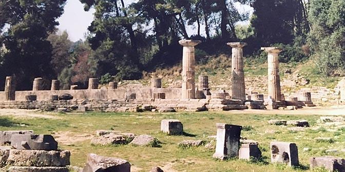 olympische spelen griekenland