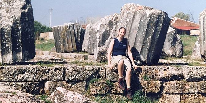griekse oudheden peleponnesos