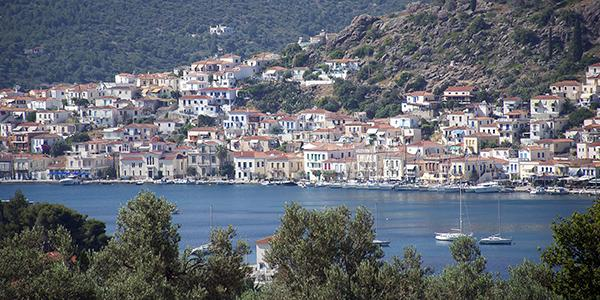 poros griekenland