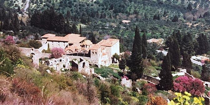 kloostger griekenland