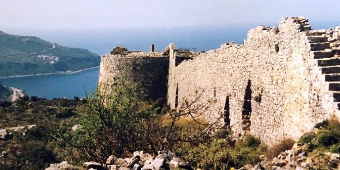 kasteel griekenland