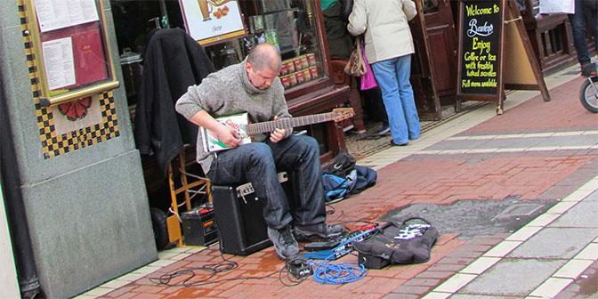 live muziek ierland