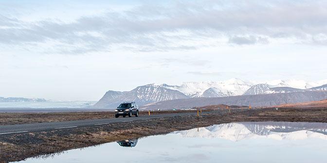 auto ijsland trip