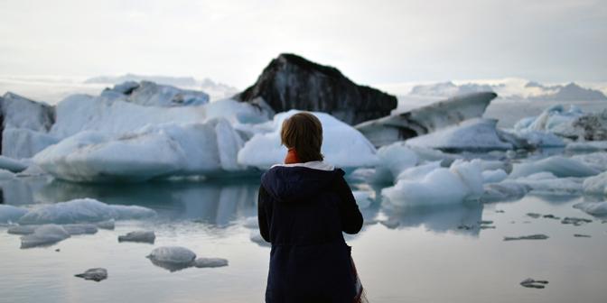 jokusarlon ijsland