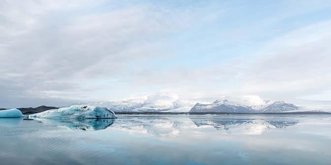jokulsarlon ijsland route