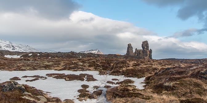 lomndrangar ijsland