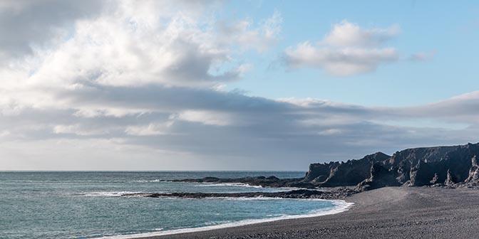djupalonssandur beach