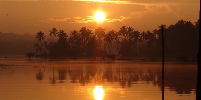strand kerala india