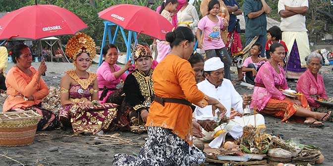 bruiloft indonesie