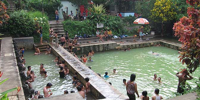 heilige bronnen banjar