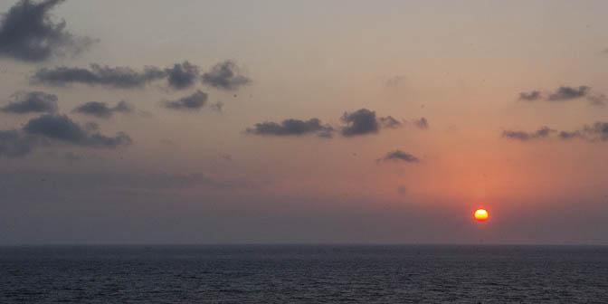 zonsopkomst oost bali