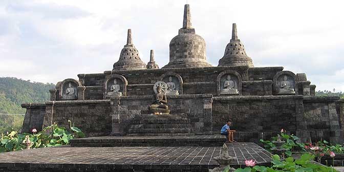 klooster banjar bali