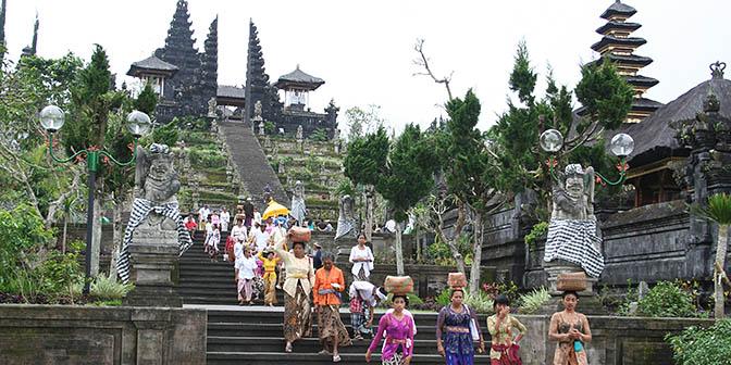 tempel oost bali