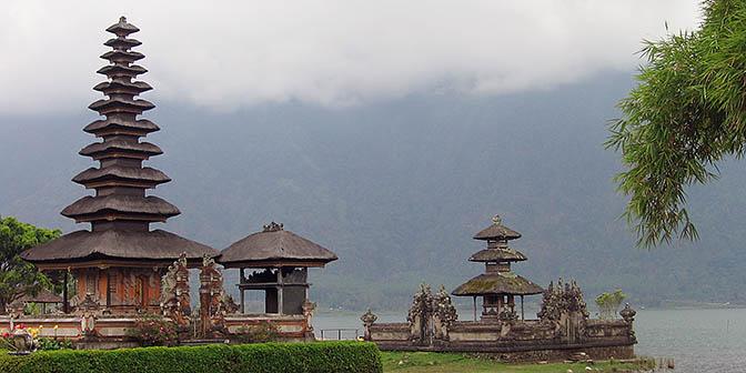 bratan tempel noord bali